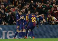 Barcelona Tak Diperkuat Suarez saat Hadapi Athletic Bilbao