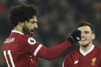 Salah Yakin Liverpool Bisa Tumbangkan Man City di Perempatfinal Liga Champions 2017-2018