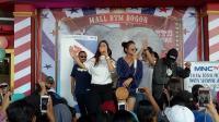 Meriahnya Meet & Greet Sinetron Rindu Bilang Sayang di Bogor