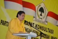 Mahyudin Protes Dicopot dari Wakil Ketua MPR, Airlangga: Semua Indah pada Waktunya