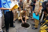Pengambilan Air Tanah Secara Berlebihan Menunjukkan Jakarta Krisis Air