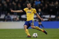 Juventus Tegaskan Cedera Chiellini Tidak Serius