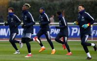 Griezmann: Pogba Harus Tunjukkan Kemampuannya di Timnas Prancis