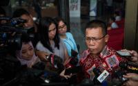 Reaksi PDIP Soal Jokowi Olahraga Bersama Airlangga Hartarto