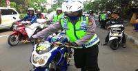 Belum Cukup Umur Sudah Bawa Motor, 132 Pelajar di Tangerang Terjaring Razia