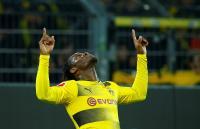 Batshuayi Mengaku Kerasan Bela Borussia Dortmund