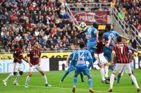 AC Milan Redam Keganasan Napoli 0-0 di San Siro