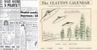 Siswa Diminta Bungkam, Misteri Penampakan UFO yang Terjadi 52 Tahun Lalu