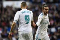 Zidane Tetap Pertimbangkan Bale dan Benzema di Laga Kontra Bilbao