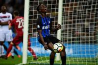 Pelatih Inter Milan Puji Penampilan Karamoh saat Taklukkan Cagliari 4-0