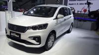 Diperkenalkan di IIMS 2018, Bodi All New Suzuki Lebih Bongsor