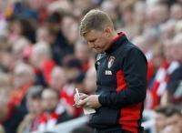 Howe Akui Bournemouth Kesulitan Bobol Pertahanan Man United