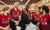Jersey Baru Liverpool Tampilkan Gaya Retro