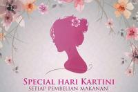 Rayakan Hari Kartini dengan Menikmati Diskon dan Promo Menarik di 5 Restoran Ini