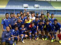 Pemain Penting Persib Absen Saat Hadapi Borneo FC