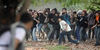 Polisi Tangkap 2 Tersangka Penganiaya Bonek, Masih Berstatus Pelajar SMP