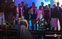 Di Tengah Ketatnya Kompetisi Indonesian Idol, Maria dan Abdul Tak Pernah Merasa Bersaing