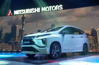 Xpander & Sang Legenda Bikin Mitsubishi Pede Naikkan Target Penjualan di IIMS 2018