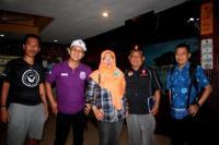 Sukseskan Sungailiat Triathlon 2018, Dinkominfotik Bangka Gandeng Orari