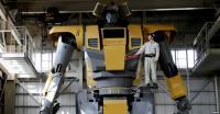 Robot 'Gundam' Buatan Insinyur Jepang Jadi Kenyataan, Ini Wujudnya