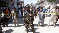 Ledakan Bom Bunuh Diri di Kabul Tewaskan Lebih dari 30 Orang