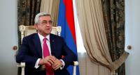Didemo 11 Hari, PM Armenia Serzh Sargsyan Mengundurkan Diri