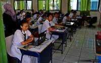 Server Eror Warnai Hari Pertama UNBK SMP