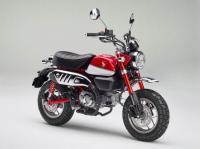 Bergaya 1960an, Honda Monkey Diproduksi Kembali dengan Komponen Modern