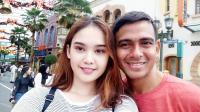 Istri Hamil Anak Pertama, Zacky Zimah Enggan Pusingkan Jenis Kelamin