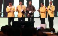 Posisi Cawapres Jokowi Jadi Incaran, Golkar Optimis Partai Koalisi Solid