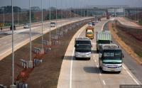 Mabes Polri Cek Kesiapan Jalur Mudik di Tol Pemalang
