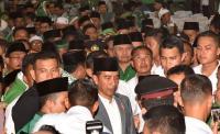 Ketua Umum PPP Tempel Jokowi, Golkar Tak Cemburu