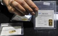 Turun Rp3.000, Harga Emas Dijual Rp660.000 Gram