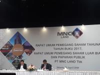 MNC Land Gelontorkan Rp2,5 Triliun Garap Kawasan Lido dan Bali