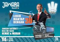 Hadirkan Kualitas Dunia, Renesola Daulat 'Obama' jadi Duta