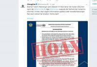 Beredar Pengumuman THR dan Gaji 13 PNS Segera Cair, Kemenkeu: Itu Hoax