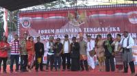 Wujudkan Indonesia Damai, Wakil Bupati Tabanan Resmikan Forum Kebhinekaan