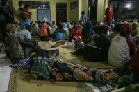 Basarnas Jateng Kirim Pasukan Bantu Evakuasi Warga di Lereng Gunung Merapi