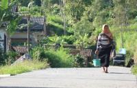 Gunung Merapi Stabil, Warga Boyolali Beranjak Tinggalkan Pengungsian