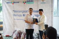 Buka Bersama, MNC Bank Gandeng Baznas Berikan Santunan Anak Yatim dan Kaum Dhuafa