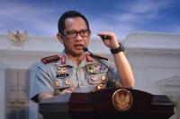 Kapolri Pastikan Rentetan Aksi Teror di Indonesia Terkoneksi dengan Kelompok JAD