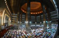 20 Ribu Jamaah Diprediksi Ramaikan Tarawih Akbar di Masjid Istiqlal