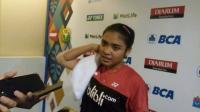 Gregoria Buka Peluang Indonesia untuk Kalahkan China di Piala Uber 2018
