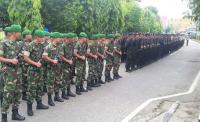 Kompaknya TNI-Polri Jaga Keamanan Potret Keberhasilan Jokowi