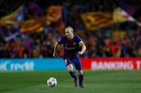 Suarez: Iniesta Takkan Tergantikan di Barcelona