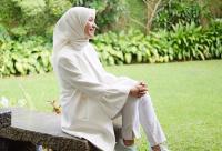 Inspirasi dari Para Artis, Ini 3 Pilihan Busana Muslim di Hari Raya Idul Fitri