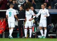 Legenda Arsenal Sarankan Madrid Turunkan Benzema dan Bale dari Menit Awal
