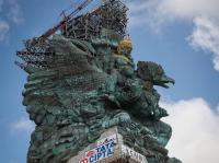 Tinggi GWK Bali Akan Kalahkan Patung Liberty, Jadi Ikon Wisata Bertaraf Internasional!