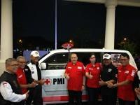 HUT Ke-28, HDCI Sumbang Ambulans dan Santuni Anak Yatim