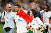 Ronaldo Belum Mau Berikan Komentar Terkait Masa Depan di Real Madrid